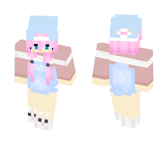 a skin for melissa ???????? - Female Minecraft Skins - image 1