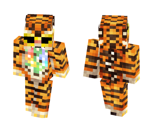 skin for bb - Interchangeable Minecraft Skins - image 1