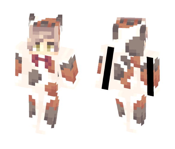 Jean // Bday Gift - Male Minecraft Skins - image 1