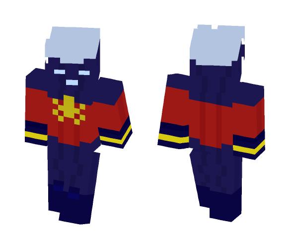 Genis-Vell (Marvel) - Comics Minecraft Skins - image 1