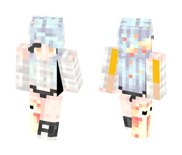 Blub Blub - Female Minecraft Skins - image 1
