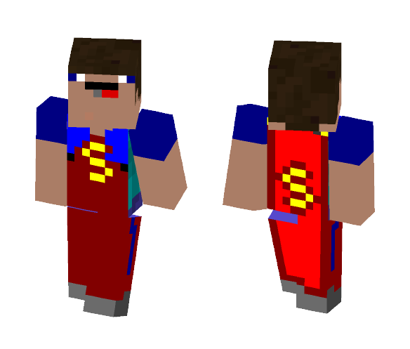 Supernoob - Interchangeable Minecraft Skins - image 1