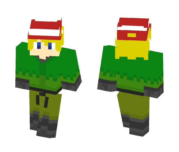 Avery the kicker - Male Minecraft Skins - image 1