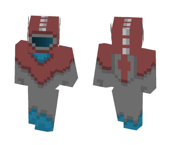 Reverse Drake - Male Minecraft Skins - image 1