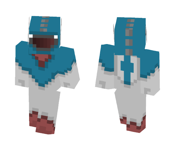 Drake - Male Minecraft Skins - image 1