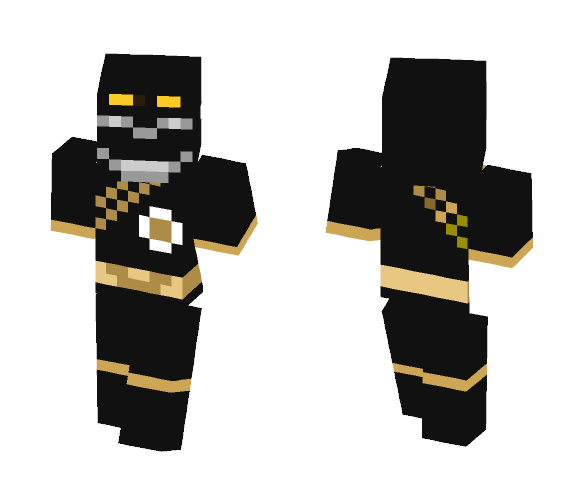 Iron Bison - Male Minecraft Skins - image 1