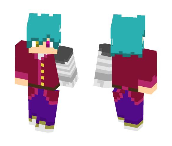 Cadencoga - Male Minecraft Skins - image 1