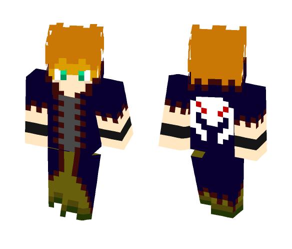 Ravar - Male Minecraft Skins - image 1