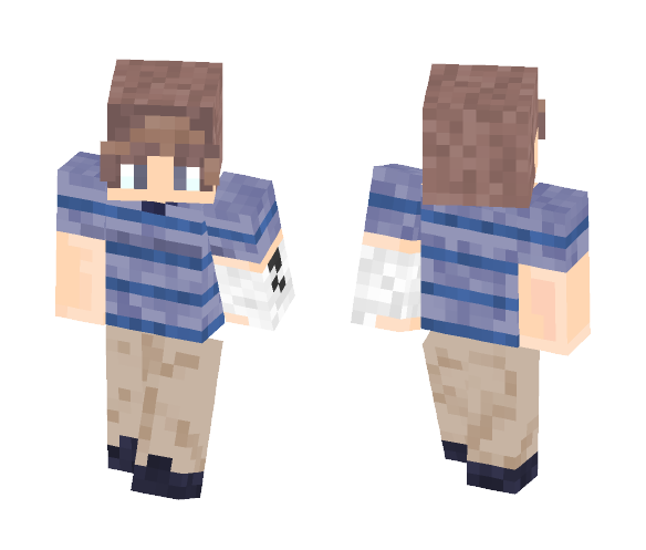 ~Evan Hansen~ - Male Minecraft Skins - image 1
