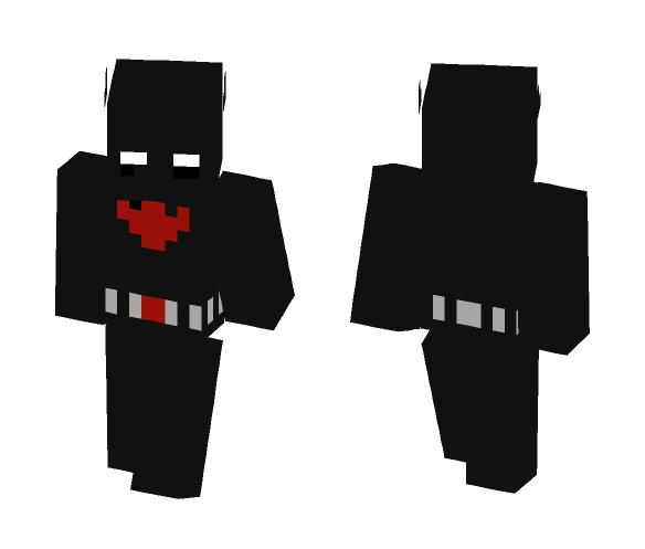 Batman Beyond - Batman Minecraft Skins - image 1