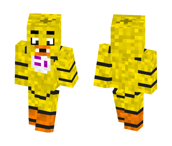 chica - Male Minecraft Skins - image 1
