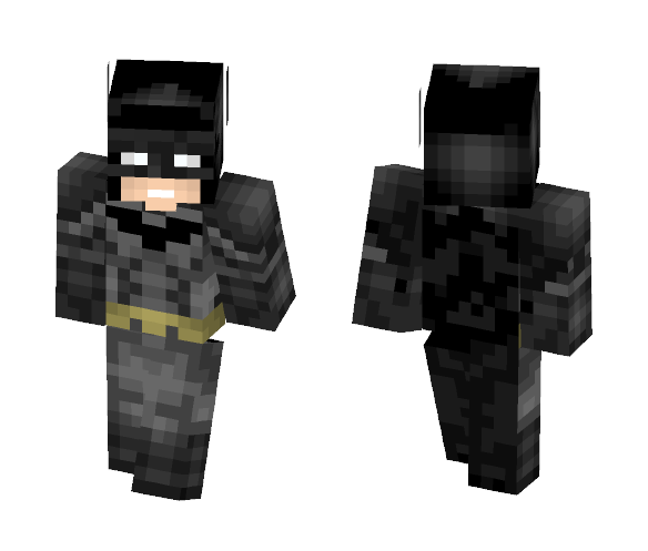 batman - Comics Minecraft Skins - image 1
