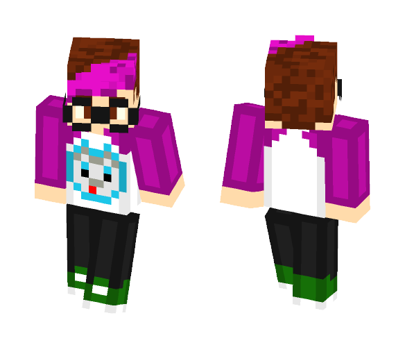 Alex - Male Minecraft Skins - image 1