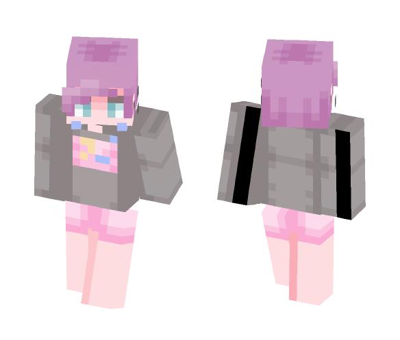 Goodbye - Male Minecraft Skins - image 1