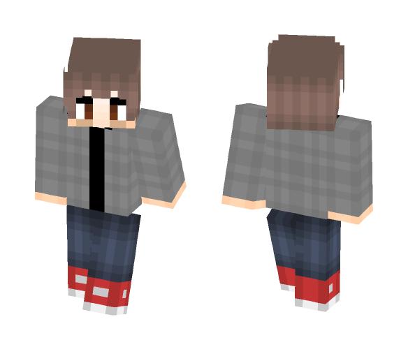 Michael Andersen (MLAndersen0) - Male Minecraft Skins - image 1