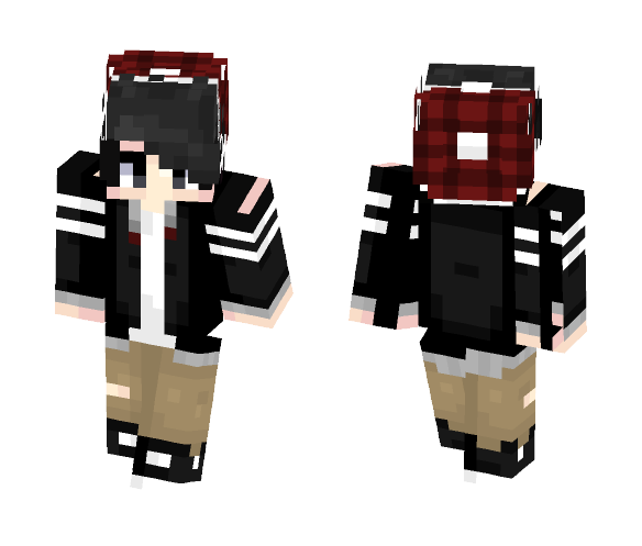 new persona - Male Minecraft Skins - image 1