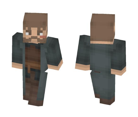 Euron Greyjoy - Male Minecraft Skins - image 1
