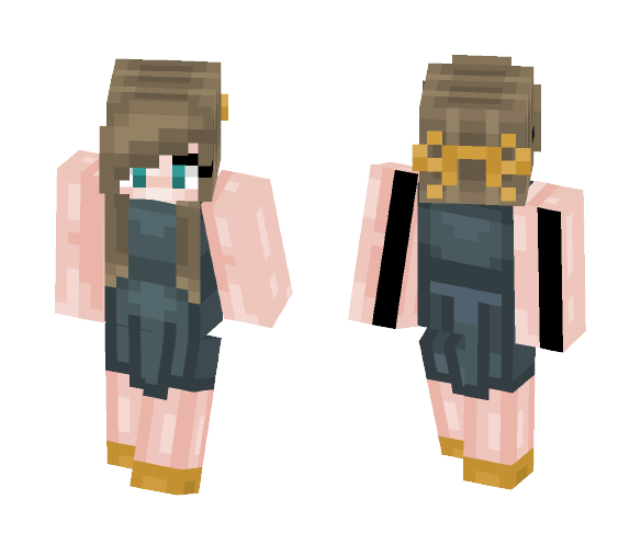 finally again! - Female Minecraft Skins - image 1