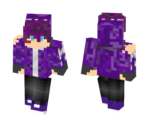 apocalyptic survivor - Male Minecraft Skins - image 1