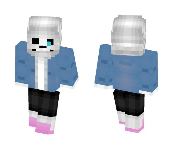 ColorShift Sans - Male Minecraft Skins - image 1
