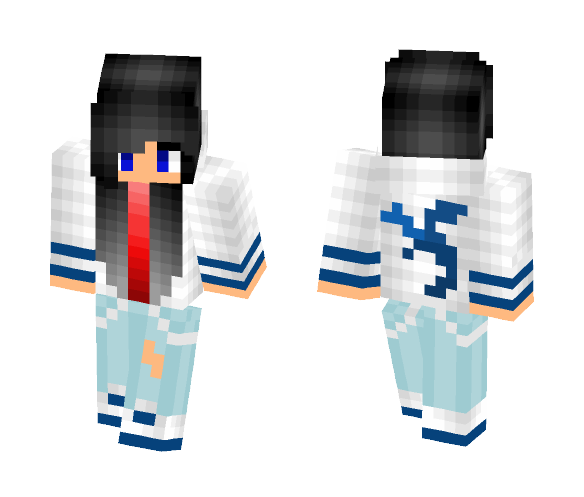 Tomboy - Female Minecraft Skins - image 1