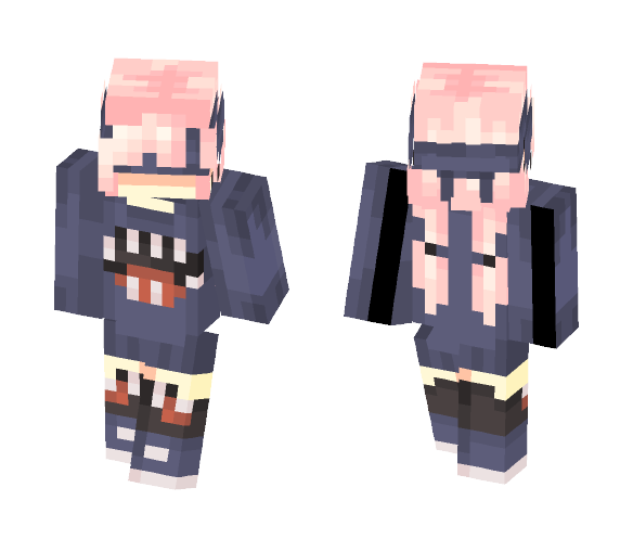 Killer - Female Minecraft Skins - image 1