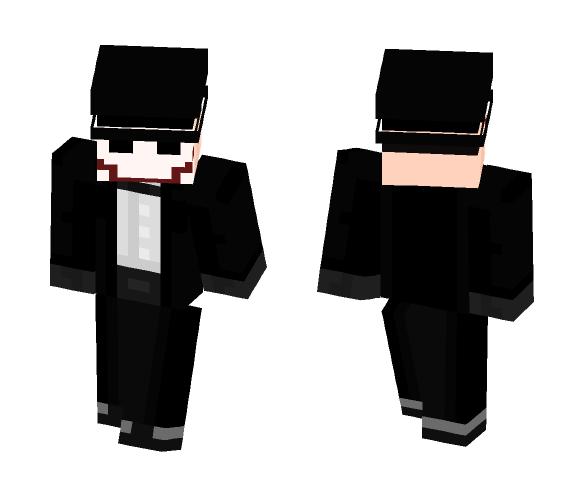 The Joker (Custom) - Comics Minecraft Skins - image 1