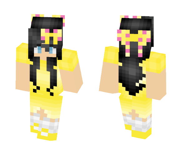 ☼ Sunny Afternoon ☼ - 16/01/05 - Female Minecraft Skins - image 1