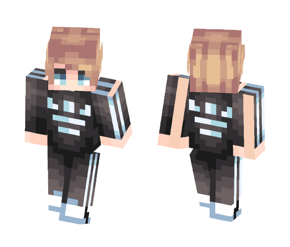 Requested Skin ♡ - Male Minecraft Skins - image 1