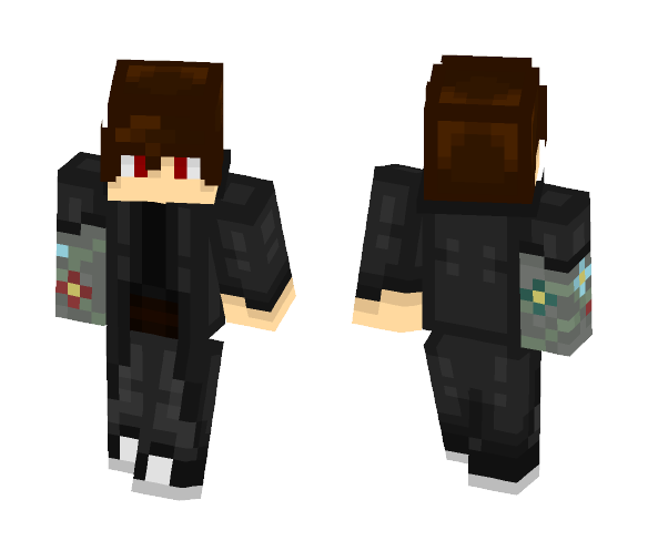 OC Request (Red) - Male Minecraft Skins - image 1
