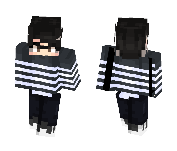 michael [better in 3d] - Male Minecraft Skins - image 1