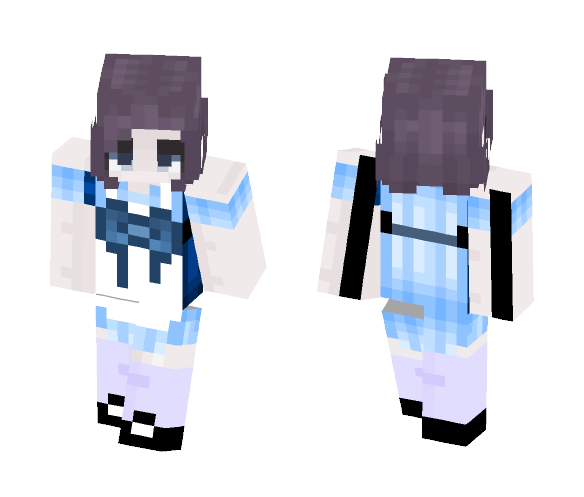 Alice Down The Rabbit Hole - Female Minecraft Skins - image 1