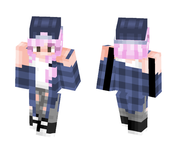 Danielle Rose - Female Minecraft Skins - image 1