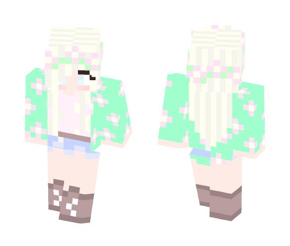 INSPIRE~Dream~Believe --G - Female Minecraft Skins - image 1
