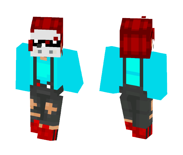 i have no idea of title - Male Minecraft Skins - image 1
