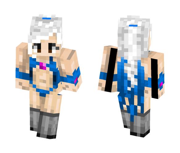 Miya Moonlight archer (request) - Female Minecraft Skins - image 1
