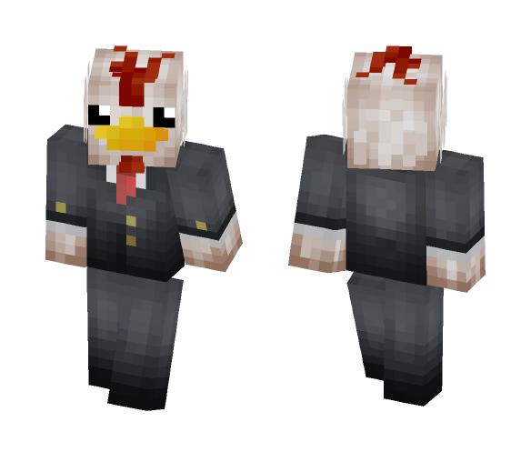 Doctor Chicken - Interchangeable Minecraft Skins - image 1