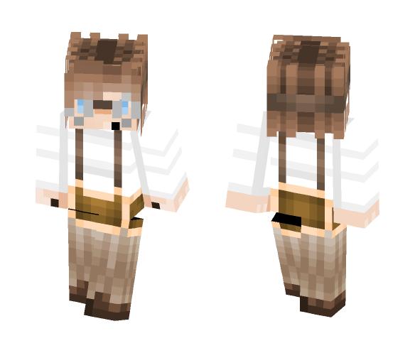 MI NEW AMAZING SKIN :D - Male Minecraft Skins - image 1