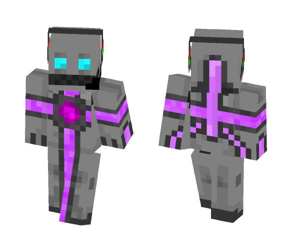 Dj Bot - Interchangeable Minecraft Skins - image 1