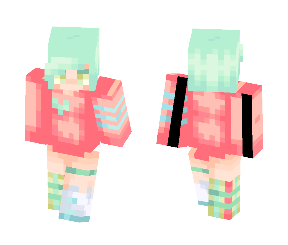 sour !!! - Male Minecraft Skins - image 1