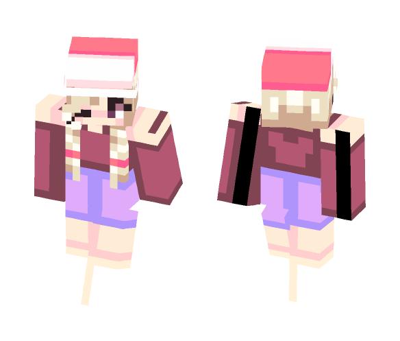 oh man a fail - Female Minecraft Skins - image 1
