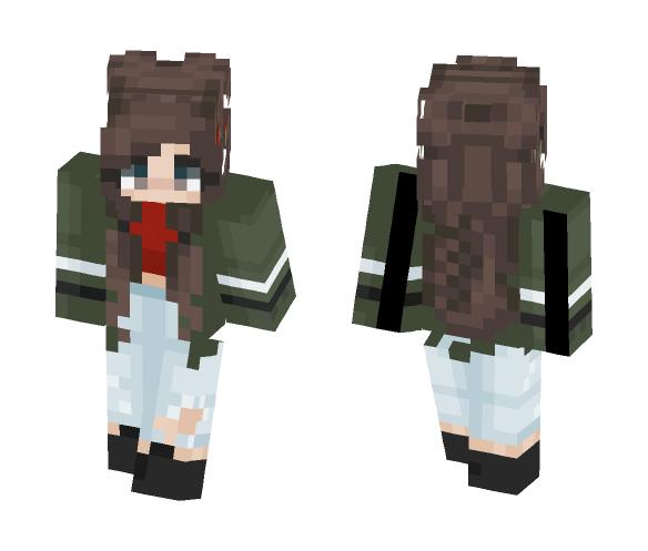 ???? Roses ???? - Female Minecraft Skins - image 1