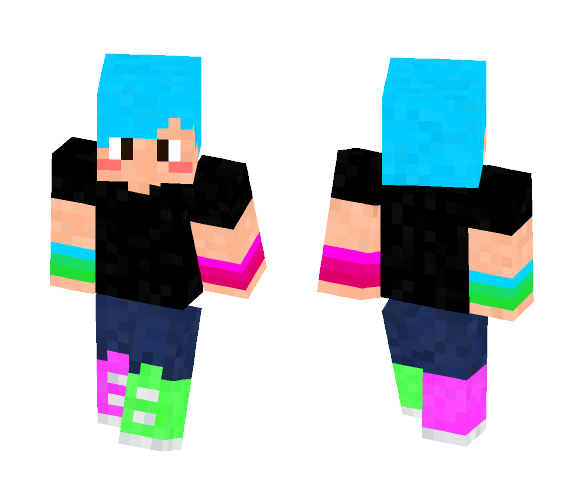low key scene - Male Minecraft Skins - image 1
