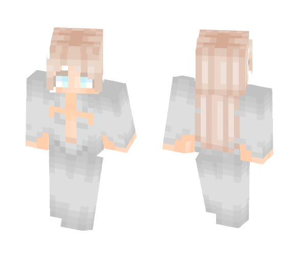 Dagger - Female Minecraft Skins - image 1