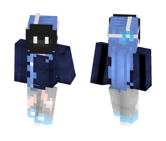 • masked... • - Female Minecraft Skins - image 1