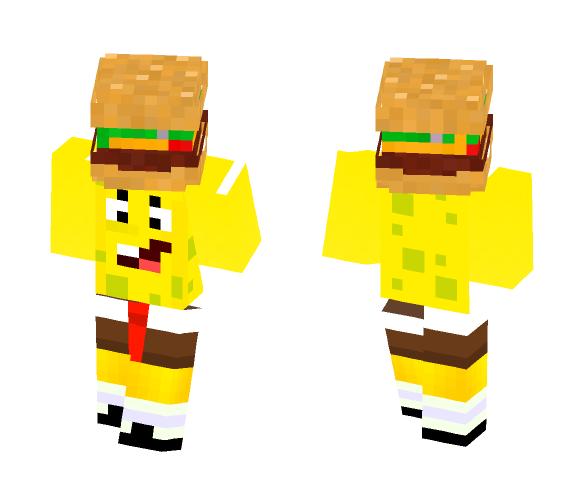 Praise the Patty - Spongebob - Other Minecraft Skins - image 1