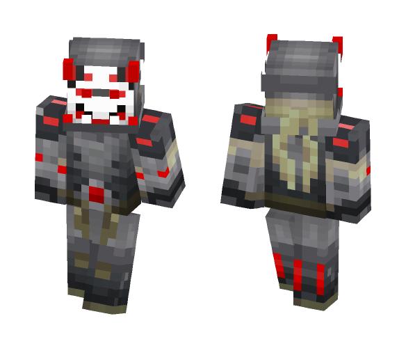 Oni Genji -Overwatch - Male Minecraft Skins - image 1