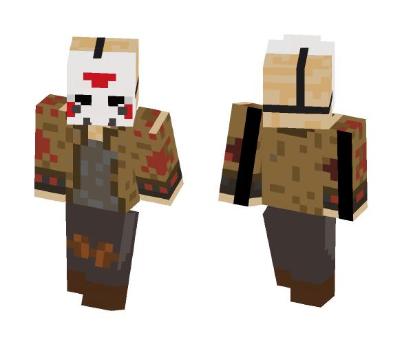Jason Voorhees - Male Minecraft Skins - image 1