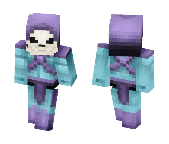Sans Skeletor - Male Minecraft Skins - image 1