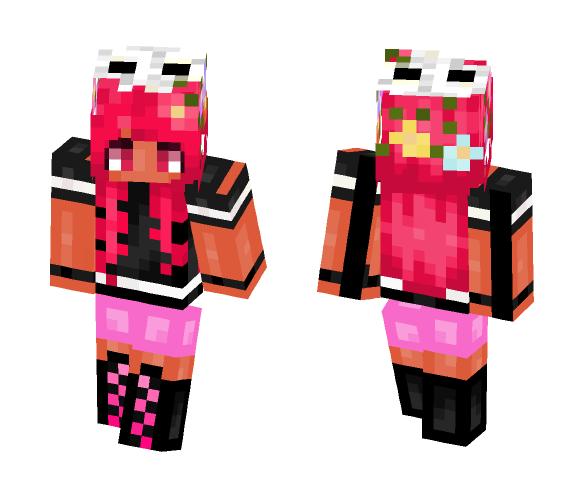 Orignal Pink - Female Minecraft Skins - image 1